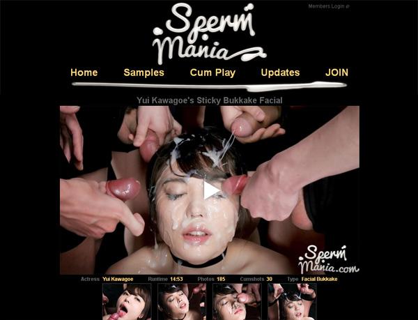 Discount Sperm Mania Trial Membership