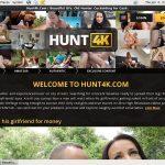 Hunt 4k Pay Pal
