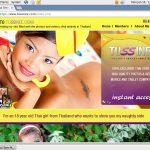 Tussinee.com Sign Up Link