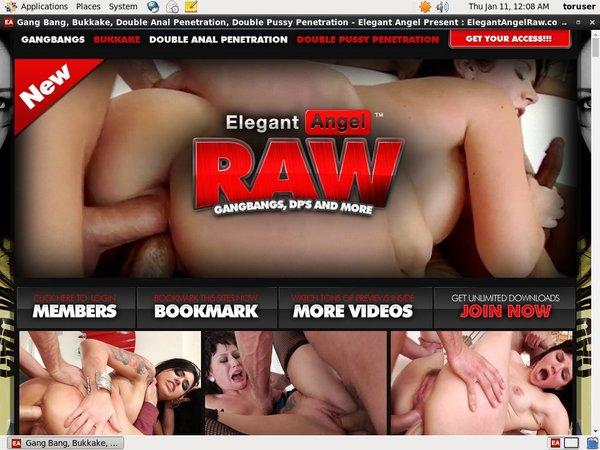 Elegant RAW Get Password