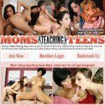 Moms Teaching Teens Vendo Page
