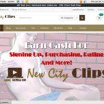 Create Newcityclips.com Account