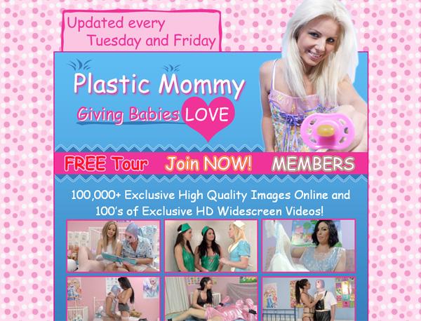 Account Premium Plastic Mommy