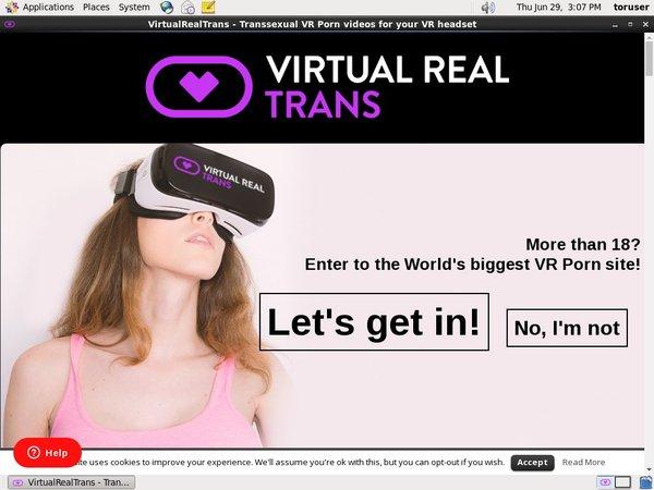 Virtual Real Trans Discount (SAVE 70%)